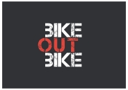 bike out bike logo